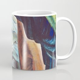 Emily Carr Forest British Columbia Painting Coffee Mug