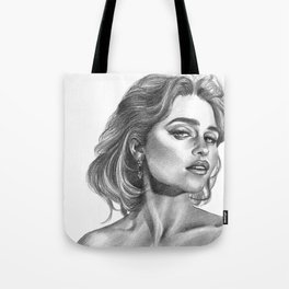 Keep eye on you (Emilia Clarke) Tote Bag