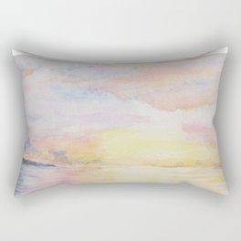 A New Year, A New Day, A New Moment Rectangular Pillow