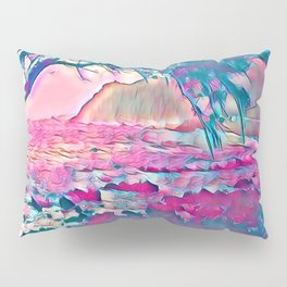 Fantasy Islands 2 Pillow Sham