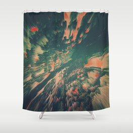 XĪ_2 Shower Curtain