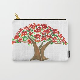 Flamboyant Tree Carry-All Pouch