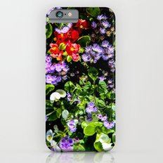 Flower Cluster Slim Case iPhone 6s
