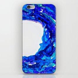 W A V E S iPhone Skin
