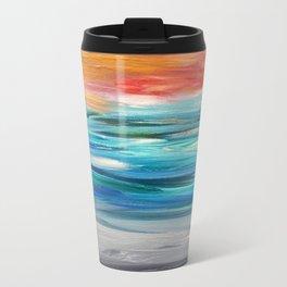 Seascape #5 Travel Mug