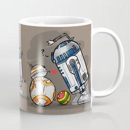 Droid Playtime Coffee Mug