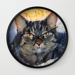 Will You Love Me Wall Clock
