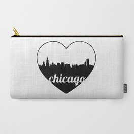 Heart of Chicago Carry-All Pouch