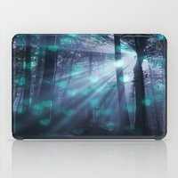 dark souls iPad Cases featuring Wandering Souls by Lena Photo Art