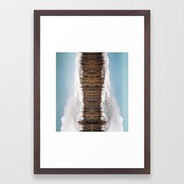 Icebreaker2 Framed Art Print