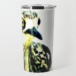 Curlew Bird Travel Mug