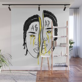 A$AP ROCKY Wall Mural