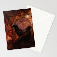 RAVENS WORLD edited Stationery Cards