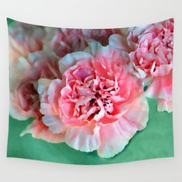 summer flowers 2017 Wall Tapestry