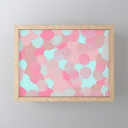 Round and Round IT goes Framed Mini Art Print
