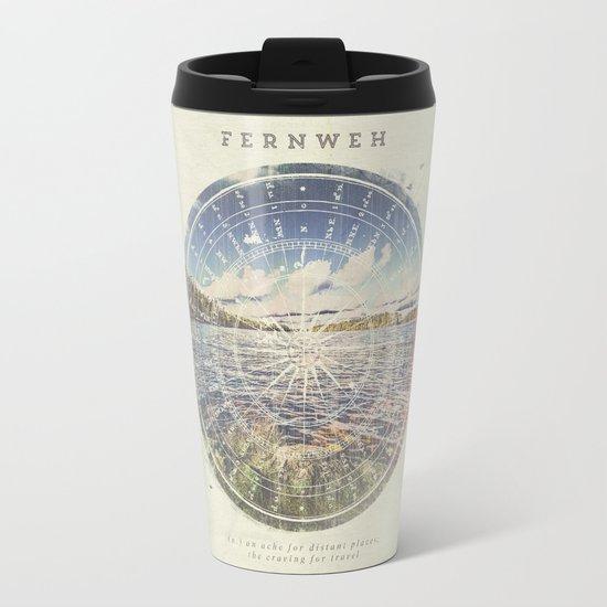 Fernweh Vol 1 Metal Travel Mug