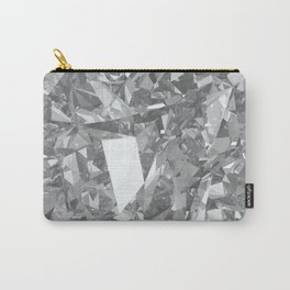 Unknown: texture Carry-All Pouch