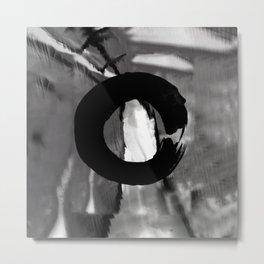Enso Love 1Q by Kathy Morton Stanion Metal Print