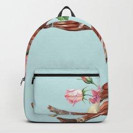 Summer Collage Backpack