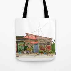 Tokyo Street 7 Tote Bag