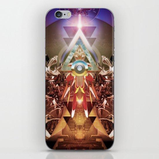Powerslave 2020 iPhone & iPod Skin