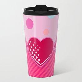 Ultra Rare Heart Envelope Travel Mug