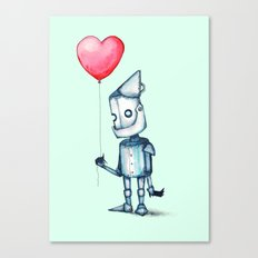 Tin Man Canvas Print