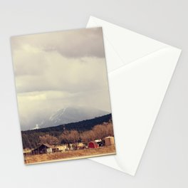 Flagstaff Stationery Cards