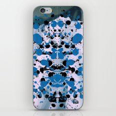 Into the Mountains iPhone & iPod Skin