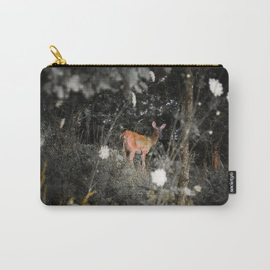 Didi the Deer Carry-All Pouch
