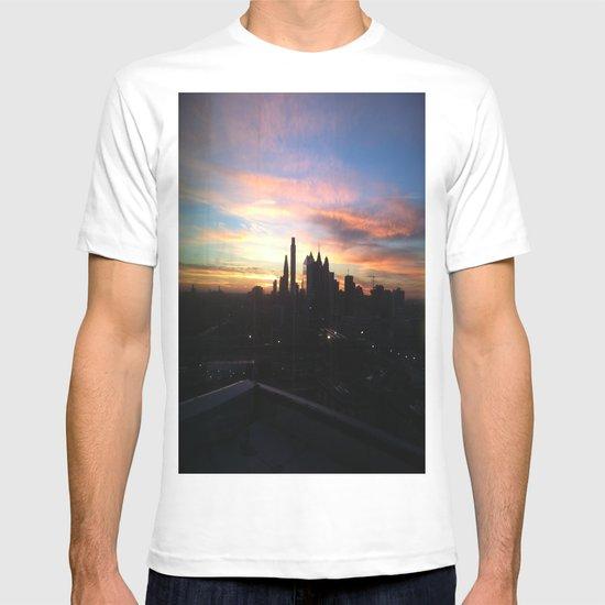 Sunset Skyline T-shirt