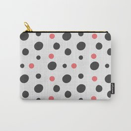 Hipster Circle Pattern Carry-All Pouch