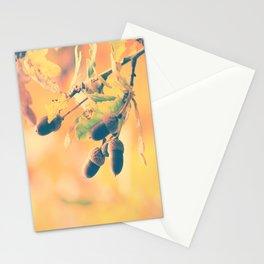 Oak nature photography Stationery Cards