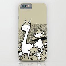 minima - coup Slim Case iPhone 6s