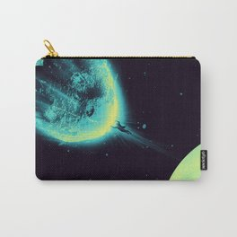 There Is No Planet to Save Carry-All Pouch