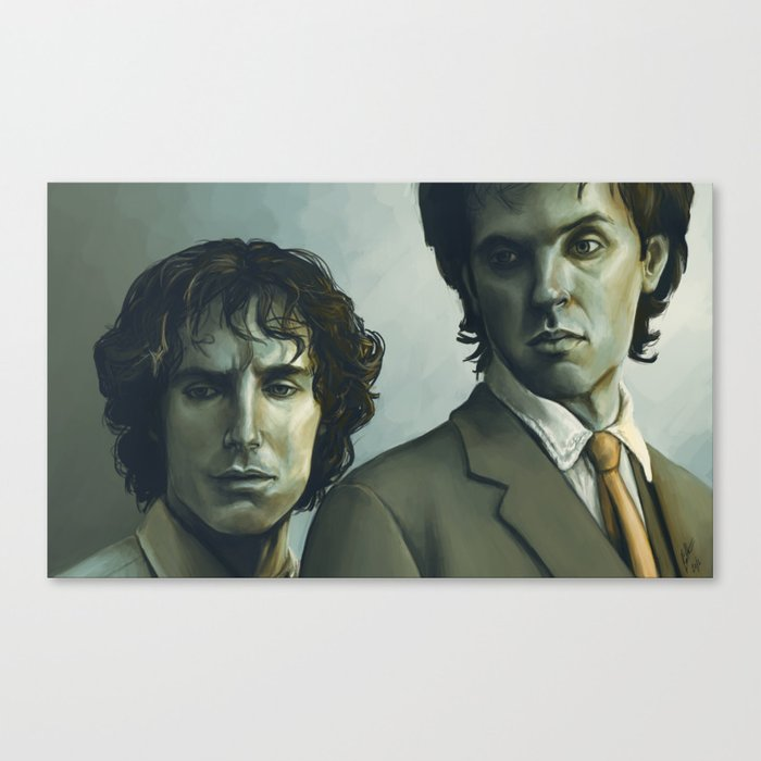 Withnail and I Canvas Print