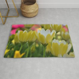May Flowers For Mom Rug