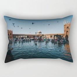 Jama Masjid Rectangular Pillow