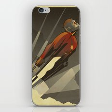 The Star-Lord iPhone Skin
