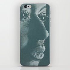 mama africa iPhone & iPod Skin