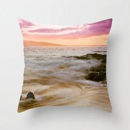 A Universe of Art Throw Pillow