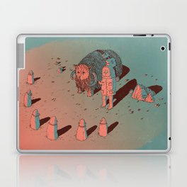 The Bison #2 Laptop & iPad Skin