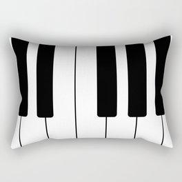 Piano Keys - Music Rectangular Pillow