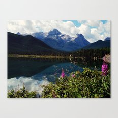 canadian wilderness Canvas Print