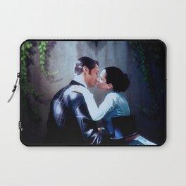 Love never dies Laptop Sleeve