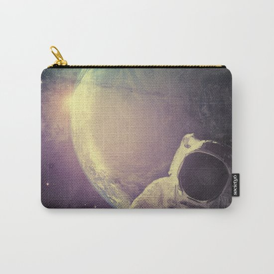 Adventure In Space Carry-All Pouch