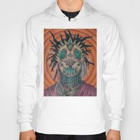 architect Hoodies featuring The Architect by Joel Perez