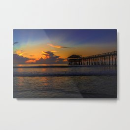 Florida 01 - World Big Beach Metal Print