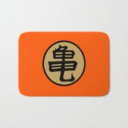 Kame kanji Bath Mat