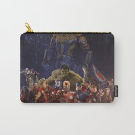 all good and bad Carry-All Pouch